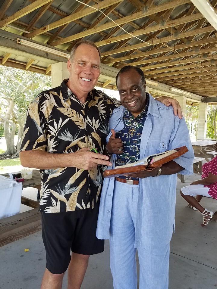 David Jennings and Herman Haynes