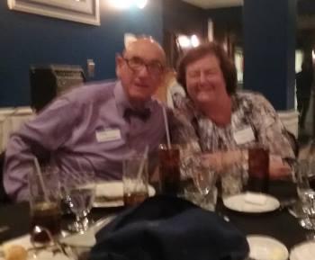 Steve Litschauer and  Sharon Litschauer