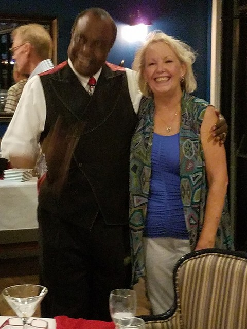 Herman Haynes and Luann Knopp Phillips