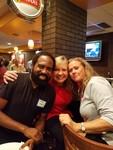 LuVerne Cooper, Veenie Bomar Goodson, Brenda Reeder