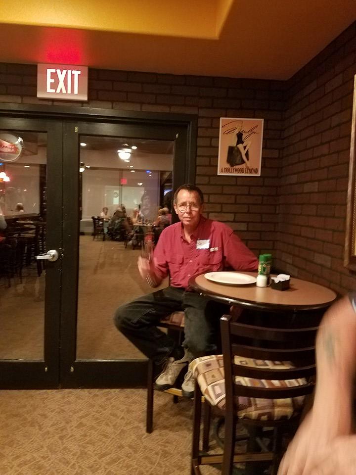 Joe Clark Friday Night Social The Sunset Grill Terra Ceia Bay Golf Club