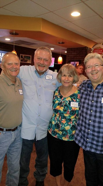 Kenny Bright, Michael Ricky Turner, Trish Polk Bright, Sharon Willis