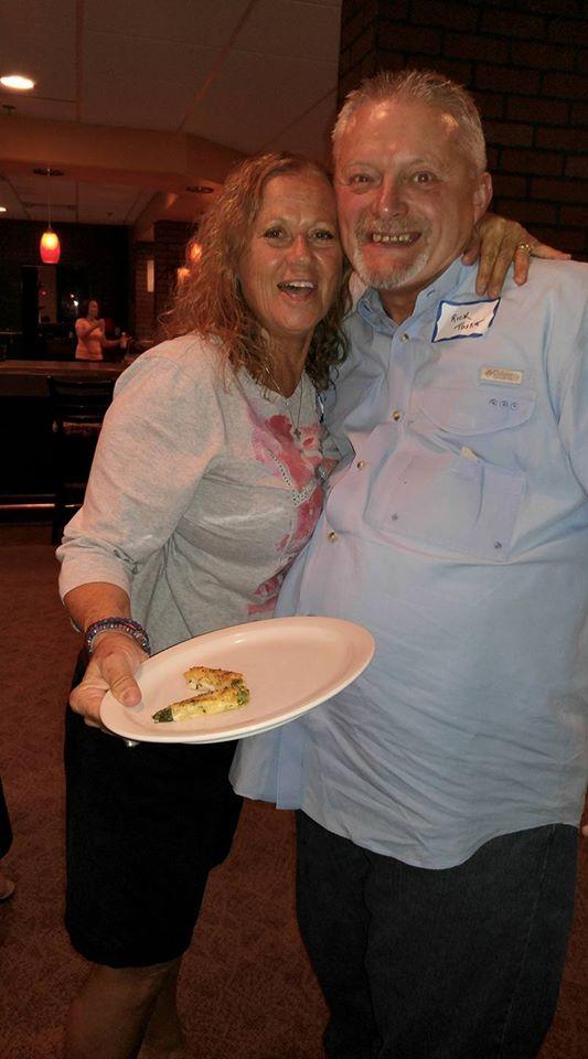 Brenda Reeder and Michael Ricky Turner