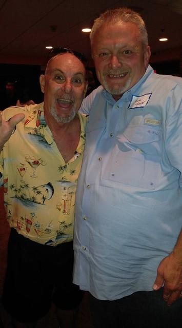 Glenn Markos and Michael Ricky Turner