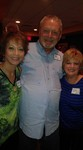 Debbie Romano Perron, Michael Ricky Turner and Vicki Hill Mathis